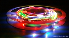 Flexible RGB SMD LED Str
