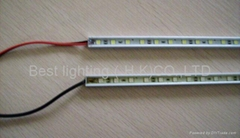 LED aluminium extrusion mounted light