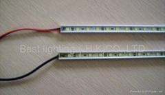 LED aluminium extrusion mounted light