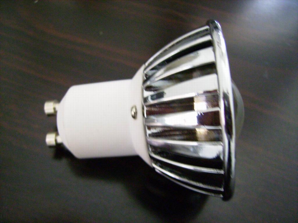 GU10-3W  大功率射燈 1