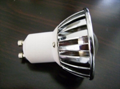 GU10-3W  大功率射燈