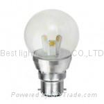 LED SMD 360° Clear Light bulb