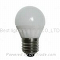 240V ac, High Power LED Light bulb