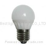 240V ac, High Power LED Light bulb