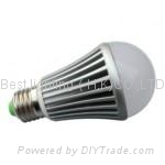 E27 6W 7W, LED SMD Light Bulb