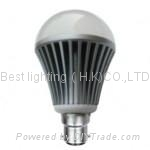 8W 9W 10W, LED MCOB Light Bulb
