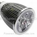 MR16, GU5.3, base cap, 5 watt, LED light