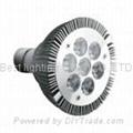 240V ac, PAR 20, 9 watt, Spot light bulb
