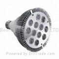 240V ac, PAR 38, 12watt, 18watt, 24watt, Spot light bulb