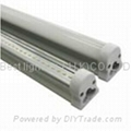 LED T5 Tubes, 240V ac, 8 Watt, 600mm, 2