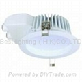 8 watt, down light, dimmable option