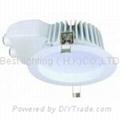 8 watt, down light, dimmable option