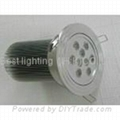 27 watt, With 9 LED's, LED light bulb,