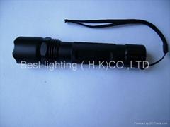 可充电大功率1W/3W LED电筒