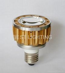 E27 10W LED 射灯