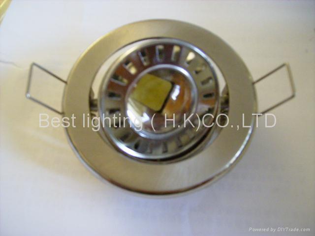 GU10-5W LED 大功率射灯 4