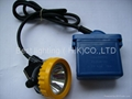 LED KJ4.5M Miner's lamp
