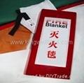 Welding blanket-fiberglass base 3