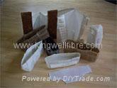 Aluminium filtration fabric and combo bag