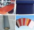 Silicone Coated Fiberglass Fabric