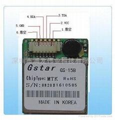 供應二合一GPS模塊(內置GPS天線)