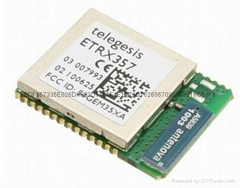 代理Silicon Lab(telegesis) 2.4G zigbee模塊 ETRX357