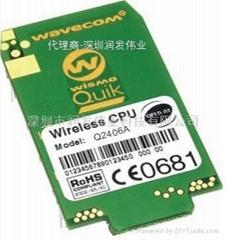 WAVECOM工业模块Q240