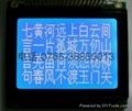 12864帶中文字庫液晶模塊 5