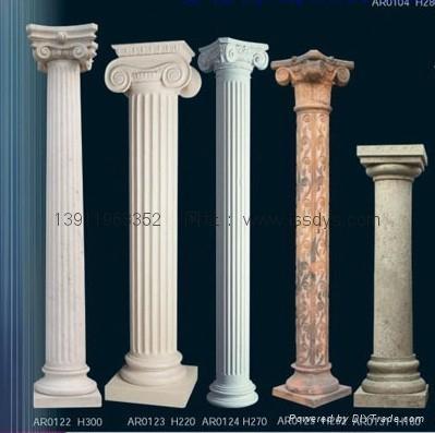羅馬柱異形柱子 3
