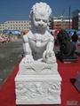 石獅子雕刻 4