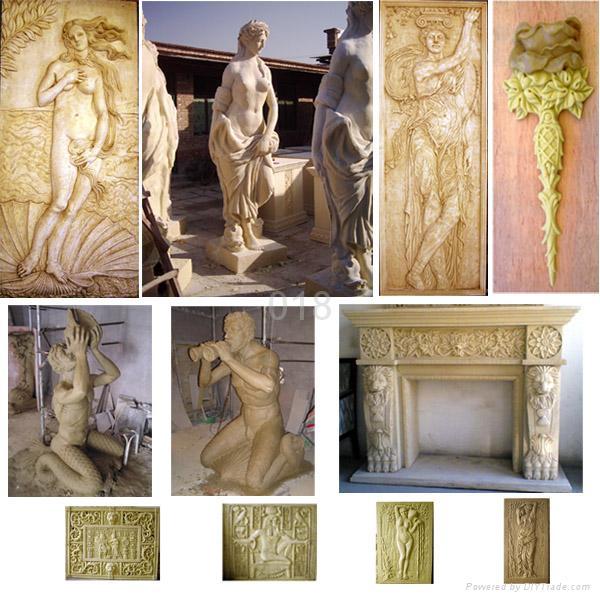 浮雕雕塑 1