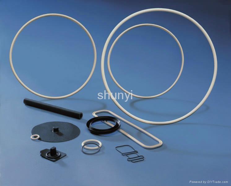 杜邦全氟醚耐高温橡胶密封圈 1