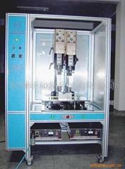 超音波双头焊接机 隔音箱