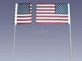 Hand Signal Flag