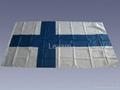 90*150cm Car Flag
