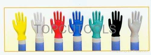 Disposable VINYL Gloves 3