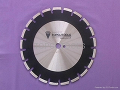 Laser Diamond saw blade for Asphalt & Besser Block Series