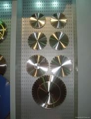 金刚石激光锯片