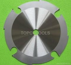 PCD Fiber Cement Circular Saw Blades