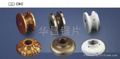 Profile Wheel/ CNC wheel