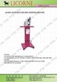 SEAM BEATING AND IRONING MACHINE  LM-609 1