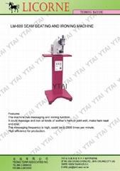 SEAM BEATING AND IRONING MACHINE  LM-609
