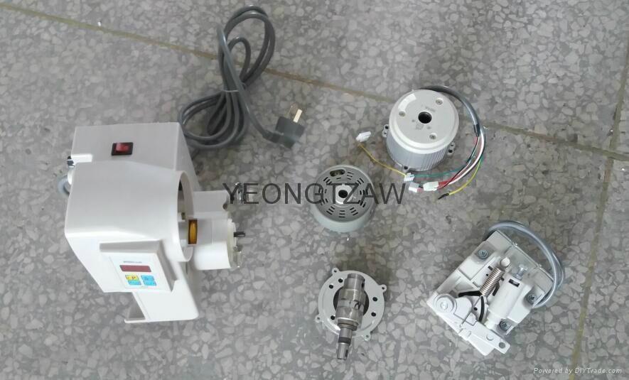 Direct drive servo motor for juki 8700 sewing machine for Direct drive servo motor