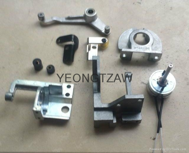 parts for embroidery machine