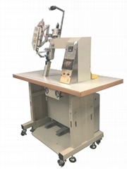 HOT AIR TAPE SEALING MACHINE PROTECTIVE SUIT