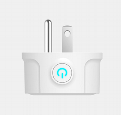 美規WIFI智能電源插座