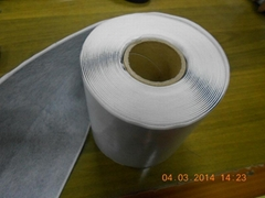 Butyl tape with fleece / non woven backing