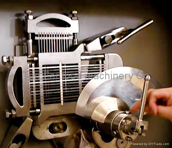 diced machine
