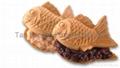 日式鯛魚燒      電熱型  低成本創業高利潤回報