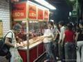日本式自動迴轉式燒烤機  yakitori machine 5